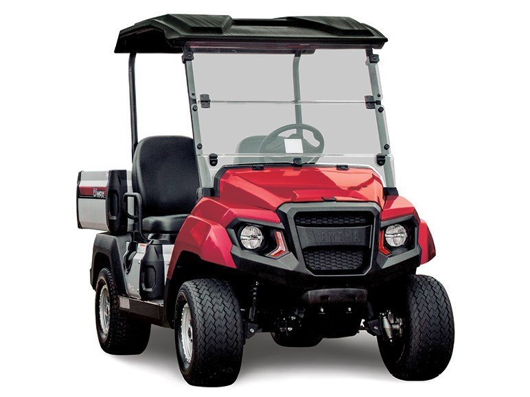 2019 Yamaha Umax Two (Gas EFI) in Shawnee, Oklahoma - Photo 1