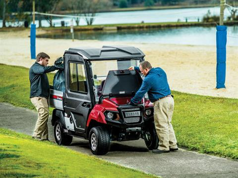 2019 Yamaha Umax Two (Gas EFI) in Hendersonville, North Carolina