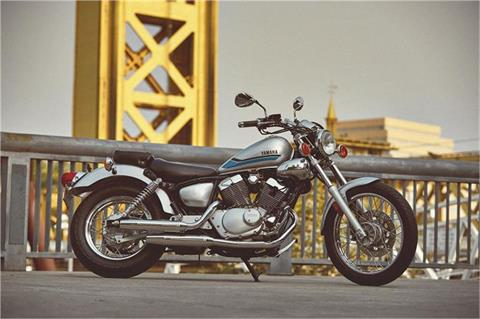 2019 Yamaha V Star 250 in San Jose, California - Photo 4