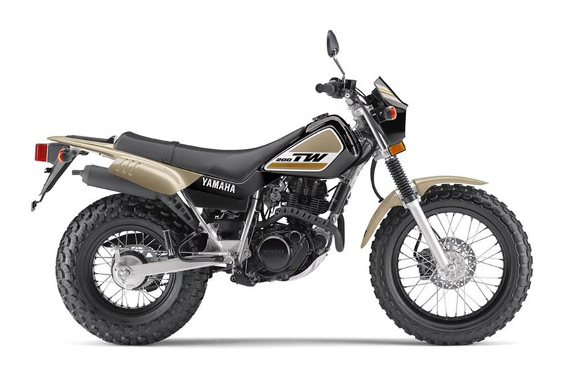 2019 Yamaha TW200 in Bastrop In Tax District 1, Louisiana