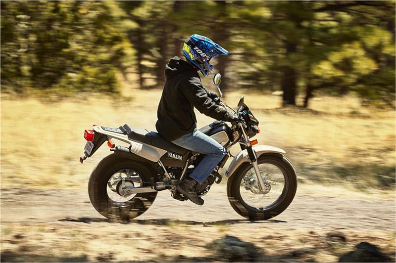 2019 Yamaha TW200 in Tamworth, New Hampshire