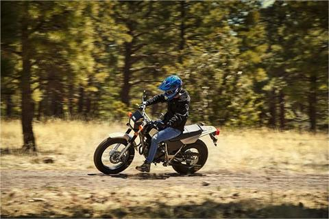 2019 Yamaha TW200 in Abilene, Texas