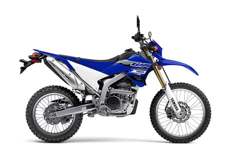2019 Yamaha WR250R in Sacramento, California