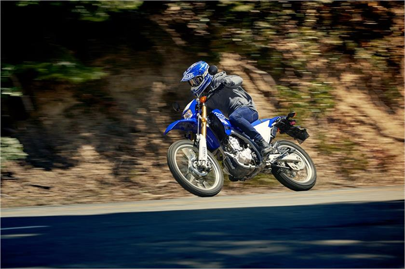 2019 Yamaha WR250R in Norfolk, Virginia