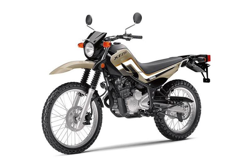 2019 Yamaha XT250 in Mineola, New York