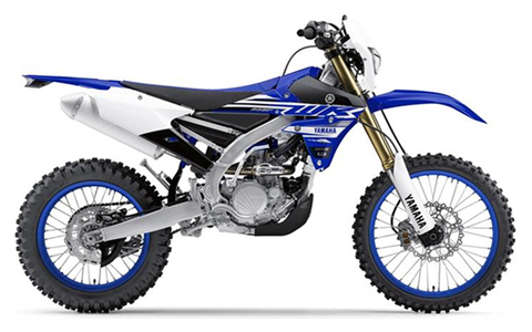 2019 Yamaha WR250F in Hendersonville, North Carolina