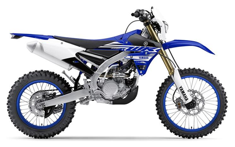 2019 Yamaha WR250F in Unionville, Virginia