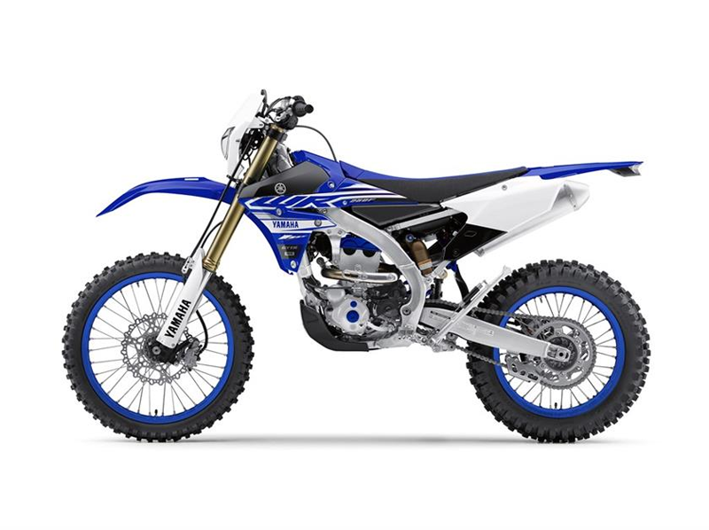 2019 Yamaha WR250F in Allen, Texas