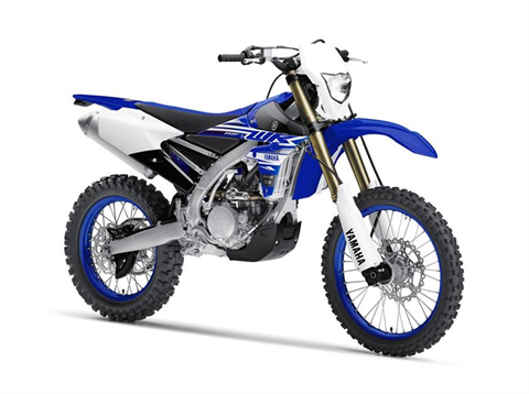 2019 Yamaha WR250F in Santa Clara, California