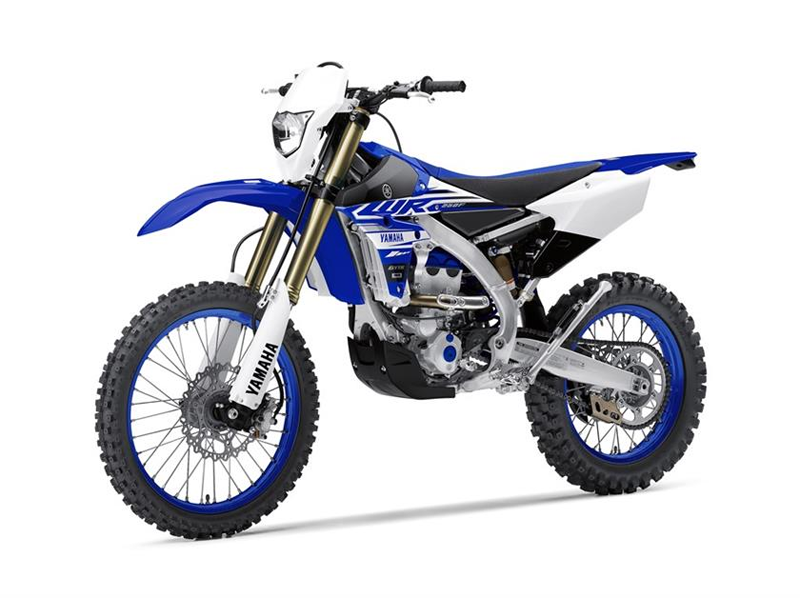 2019 Yamaha WR250F in Sacramento, California