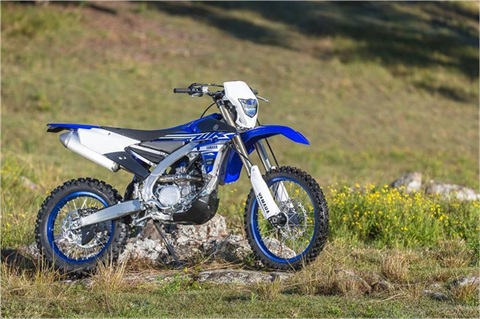 2019 Yamaha WR250F in Huron, Ohio