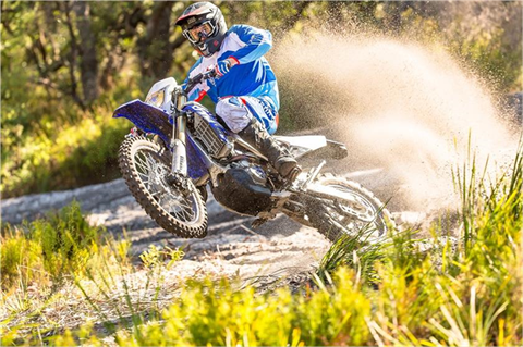 2019 Yamaha WR250F in Norfolk, Virginia