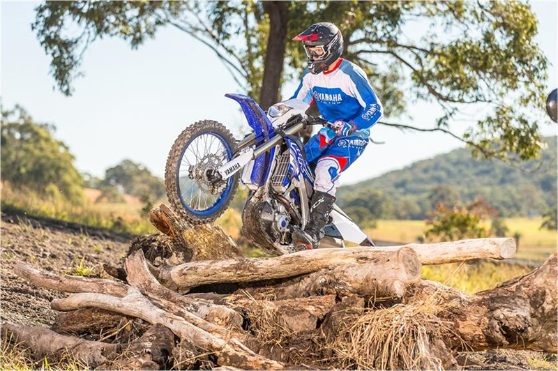 2019 Yamaha WR250F in Mount Vernon, Ohio