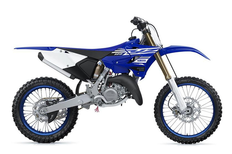 2019 Yamaha YZ125 in Greenville, North Carolina
