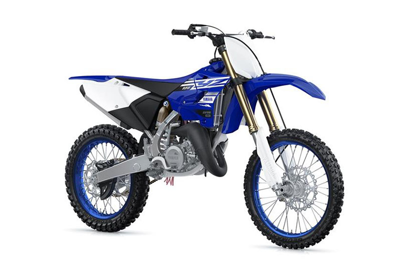 2019 Yamaha YZ125 in Carroll, Ohio