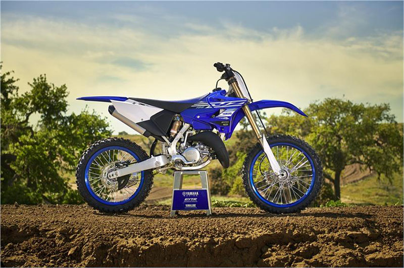 2019 Yamaha YZ125 in Hicksville, New York - Photo 4
