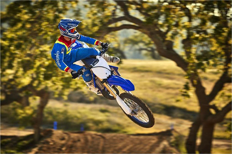 2019 Yamaha YZ125 in Fairfield, Illinois