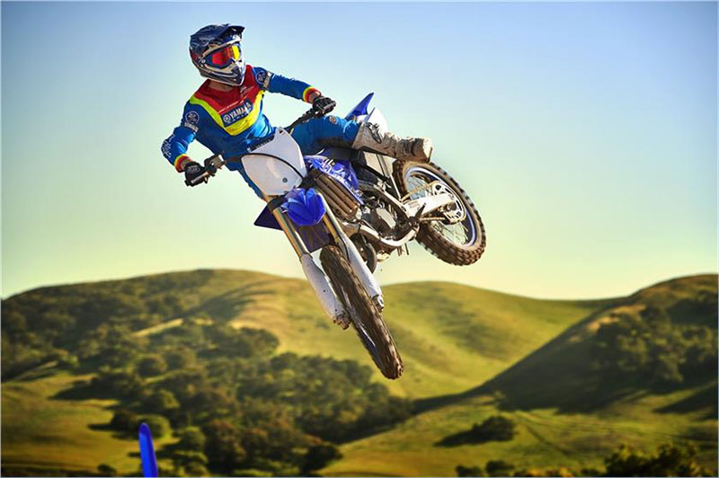 New 2019 Yamaha Yz125 Motorcycles In Irvine Ca Team