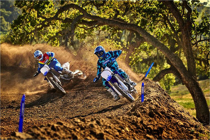 2019 Yamaha YZ125 in Irvine, California
