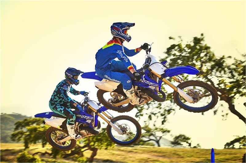 2019 Yamaha YZ125 in Belle Plaine, Minnesota