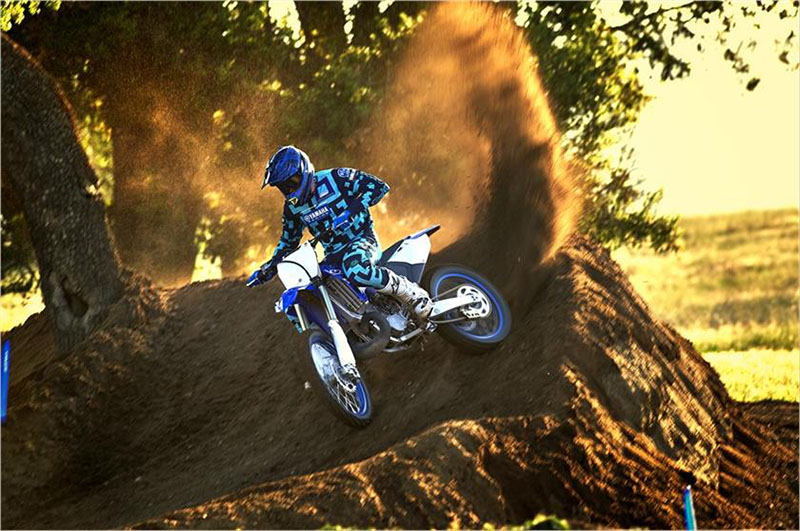 2019 Yamaha YZ250 in Santa Clara, California
