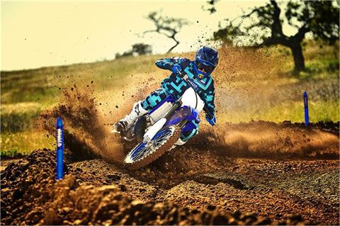 2019 Yamaha YZ250 in Goleta, California