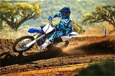 2019 Yamaha YZ250 in Coloma, Michigan