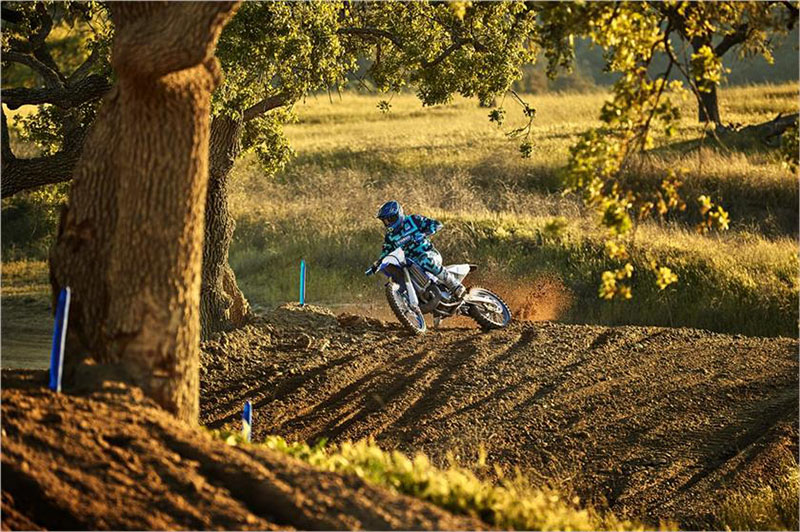 2019 Yamaha YZ250 in Janesville, Wisconsin - Photo 11