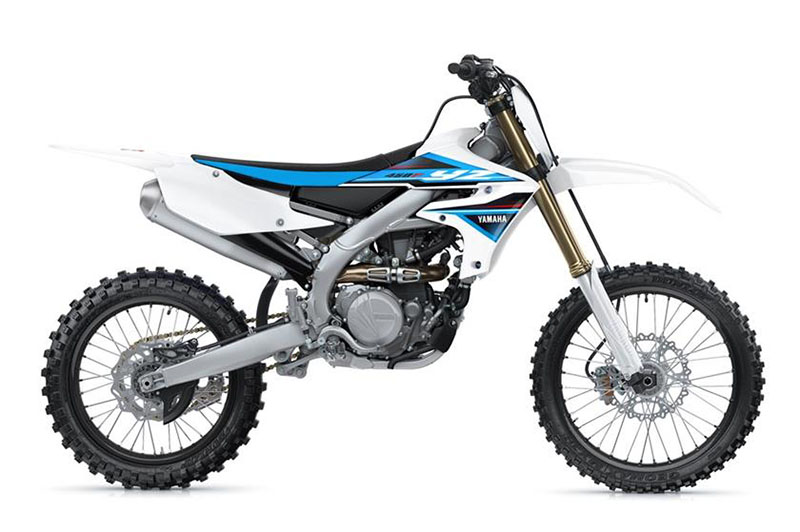 2019 Yamaha YZ250F in Danbury, Connecticut