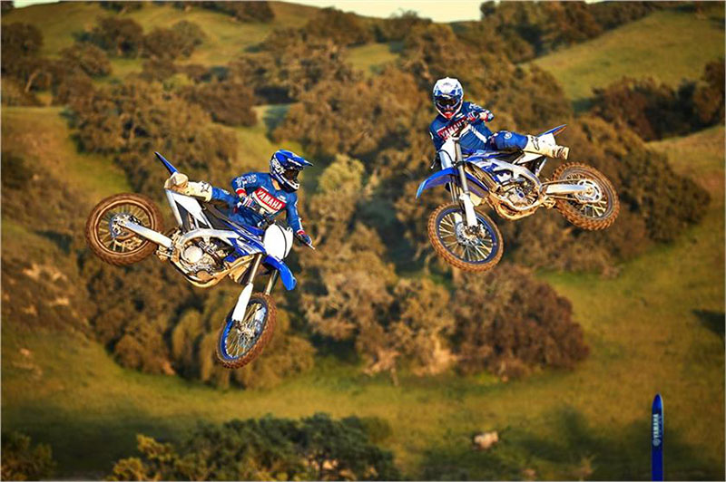 2019 Yamaha YZ250F in Modesto, California