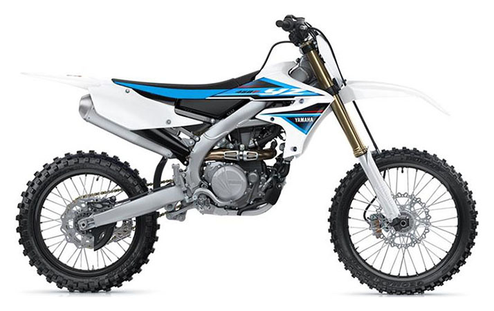 2019 Yamaha YZ250F in Geneva, Ohio - Photo 1