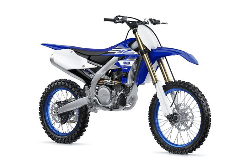 2019 Yamaha YZ450F in Coloma, Michigan
