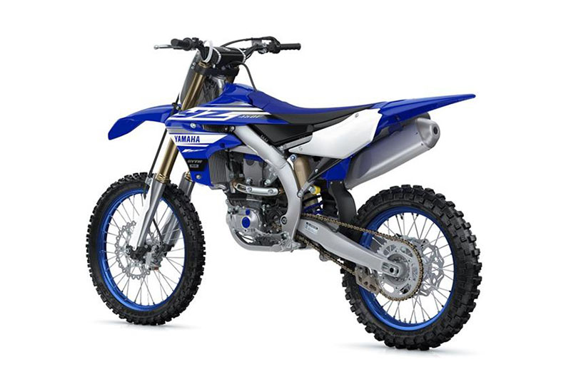 2019 Yamaha YZ450F in San Jose, California - Photo 3