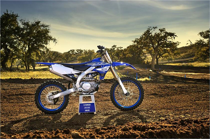 2019 Yamaha YZ450F in Louisville, Tennessee - Photo 4
