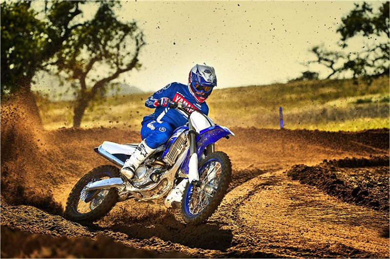 2019 Yamaha YZ450F in Berkeley, California