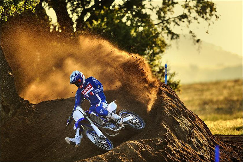 2019 Yamaha YZ450F in Frederick, Maryland - Photo 8