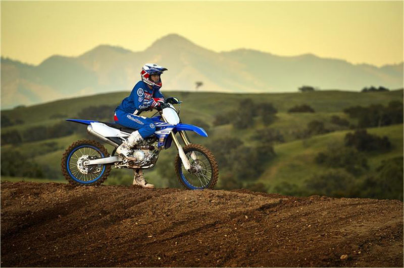 2019 Yamaha YZ450F in Lumberton, North Carolina