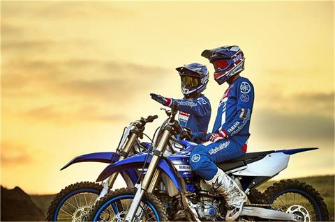 2019 Yamaha YZ450F in Port Washington, Wisconsin