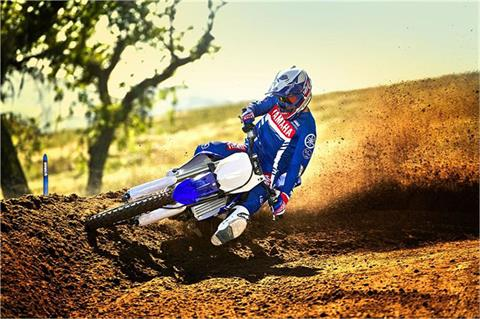 2019 Yamaha YZ450F in Northampton, Massachusetts