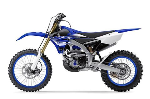 2019 Yamaha YZ250FX in Escanaba, Michigan