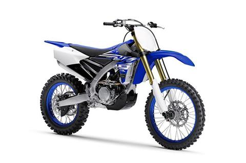 2019 Yamaha YZ250FX in Danville, West Virginia