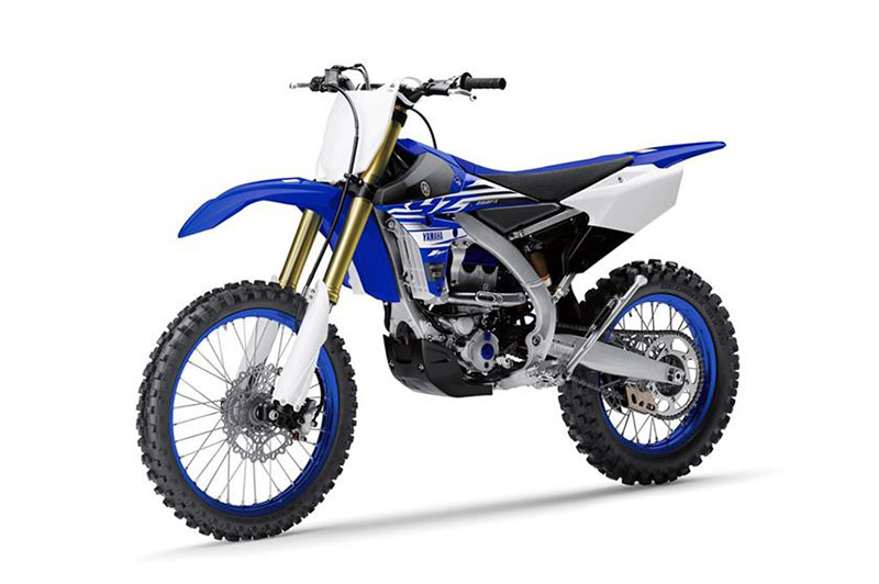 2019 Yamaha YZ250FX in Greenville, South Carolina