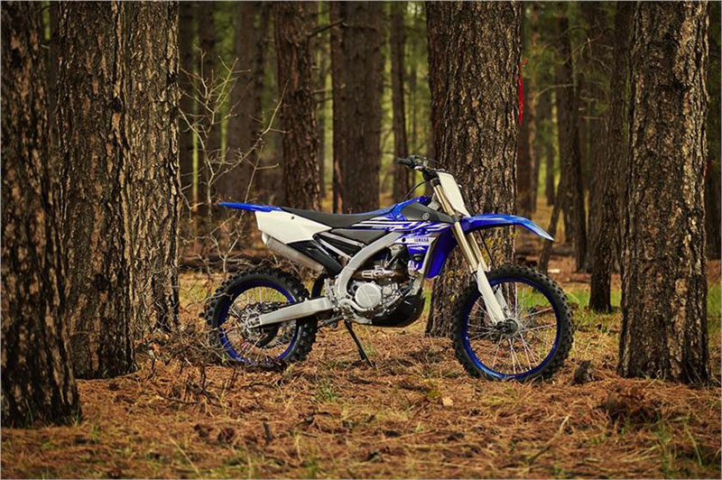 2019 Yamaha YZ250FX in Cambridge, Ohio