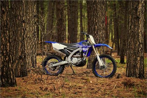 2019 Yamaha YZ250FX in Sumter, South Carolina