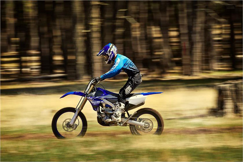 2019 Yamaha YZ250FX in Santa Clara, California