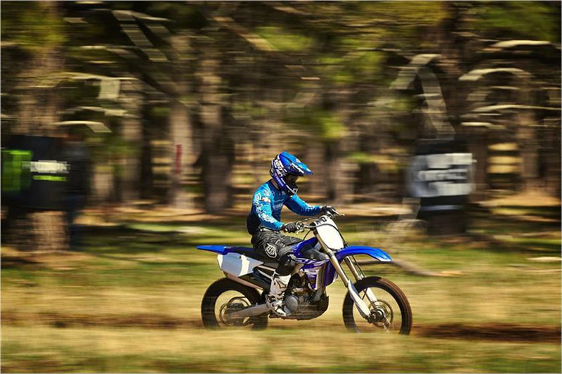 2019 Yamaha YZ250FX in Sacramento, California - Photo 8