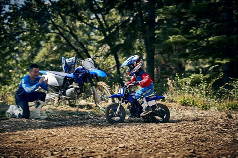2019 Yamaha PW50 in Bennington, Vermont