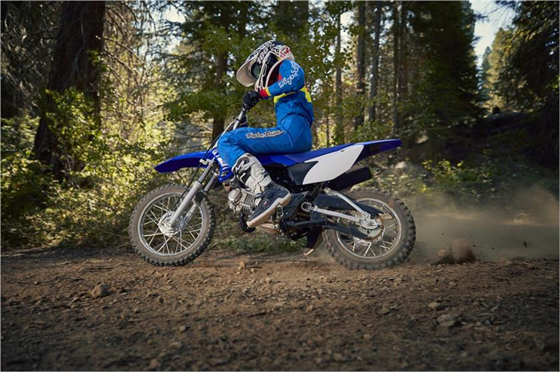 2019 Yamaha TT-R110E in Modesto, California