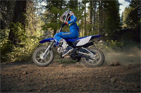 2019 Yamaha TT-R110E in Rock Falls, Illinois