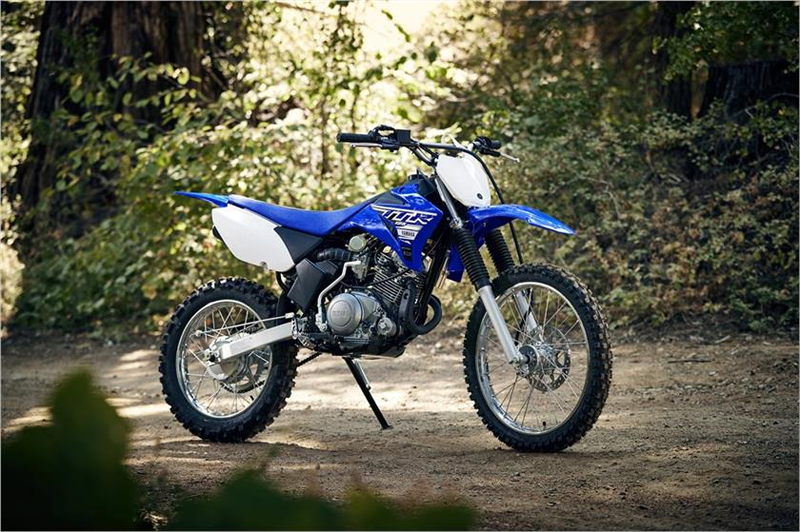 2019 Yamaha TT-R125LE in Tamworth, New Hampshire